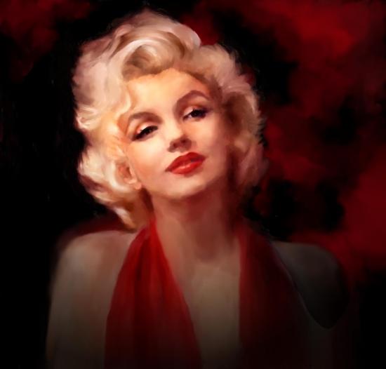 Marilyn Monroe par Diamond1871
